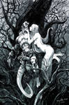 Hellboy commission
