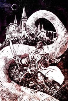 Hellboy Commission 2