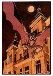 Batman Poster Balkanska Smotra XX Fest