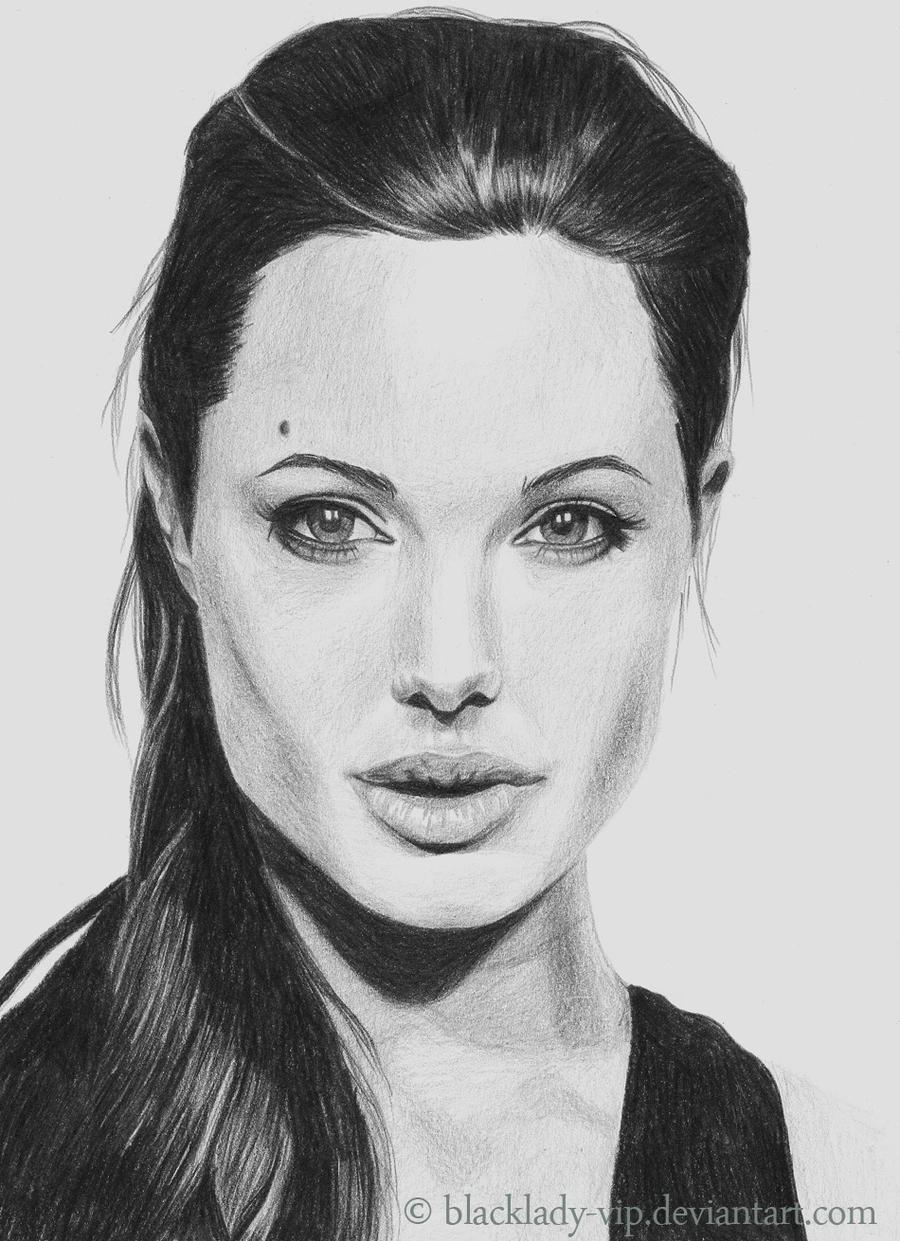 Angelina Jolie By Blackladyvip Angelina Jolie By Blackladyvip