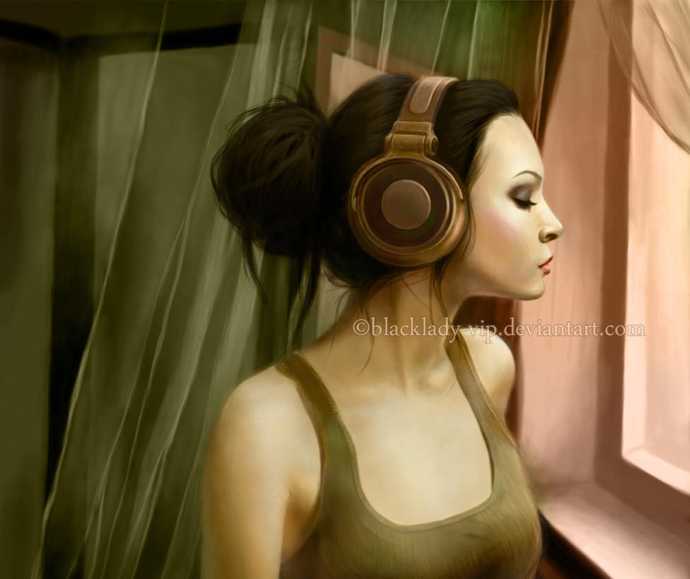 Music is my Passion by blacklady-vip