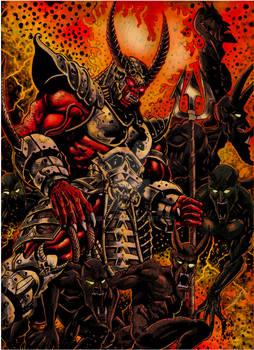 Colors - Hell Machnine