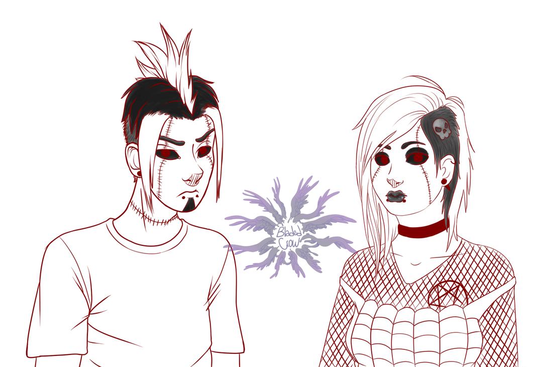 Dead Siblings by BladedCrow