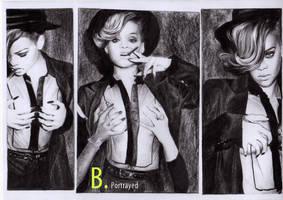 Rihanna by B-Portrayed