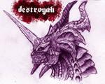 The Destroyer Incarnate