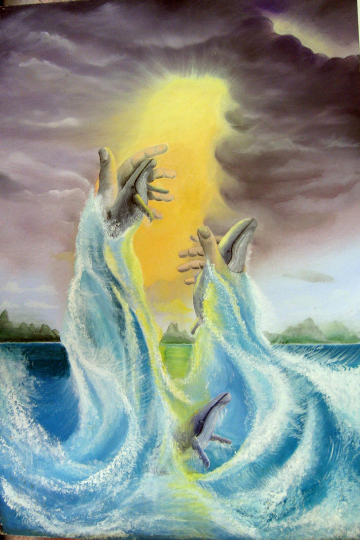 Whale Creation by pfargo