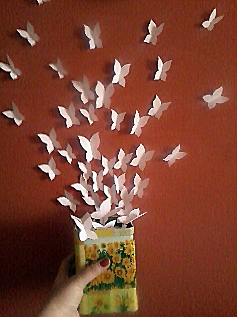 Butterflies by Smolipaluch