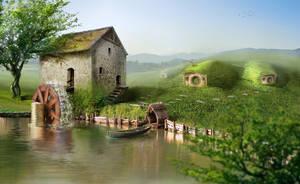 Hobbitshire by Mariwa-Fallenangel