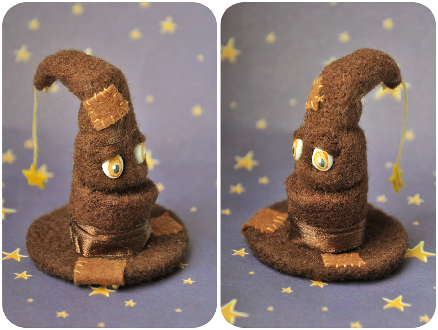 Sorting Hat by Mariwa-Fallenangel