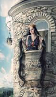 Rapunzel by Mariwa-Fallenangel