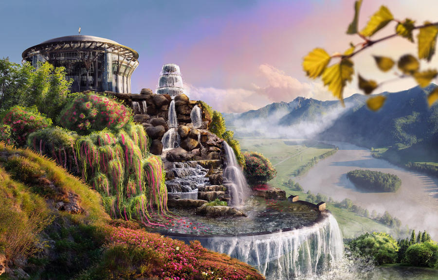 Paradise by Mariwa-Fallenangel