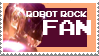 STAMP_Robot Rock Fan by DaftClub