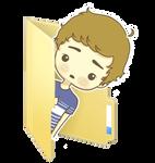 Liam Payne folder - PNG e ICO
