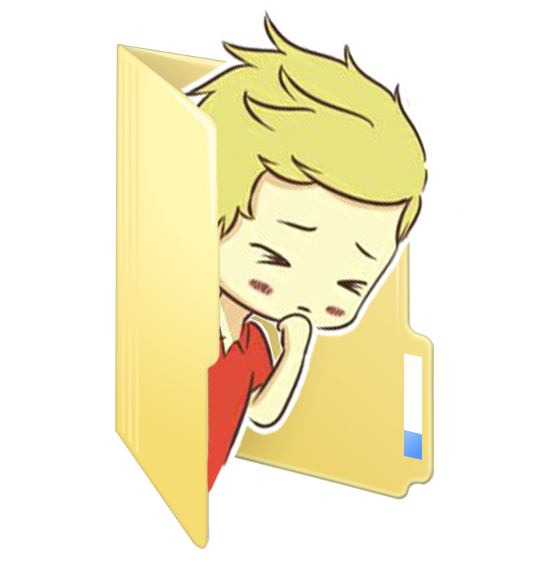 Niall Horan folder - PNG e ICO by DirectionerHere