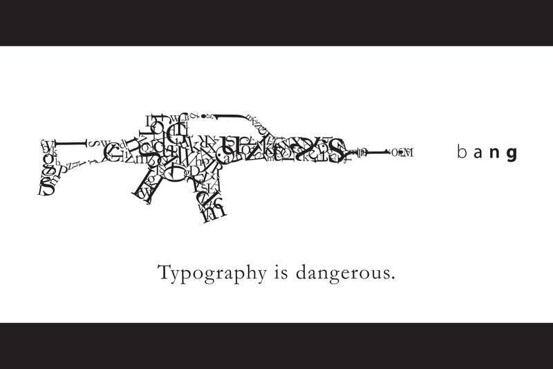 Beware, Typography by graf-zahl