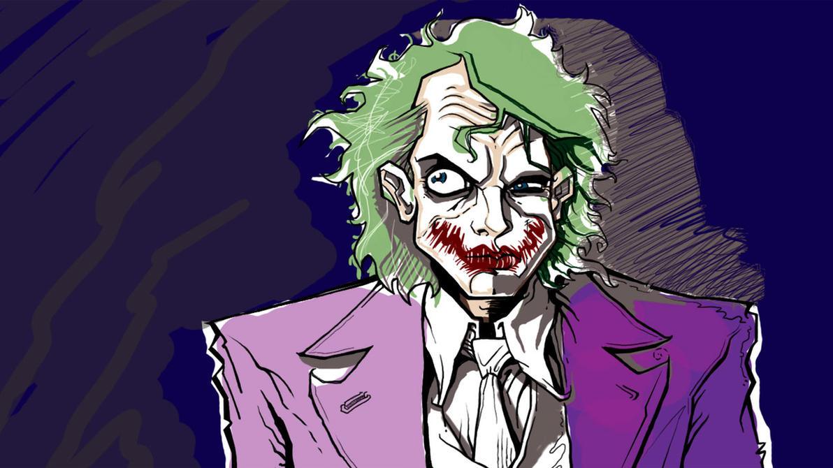 Joker Color Test by MRHaZaRD