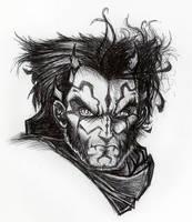 Maul-Verine Sketch by MRHaZaRD