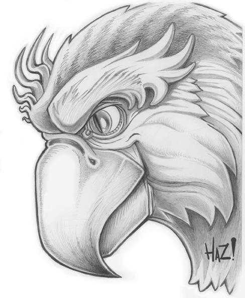 What's the word, Thunderbird? by MRHaZaRD