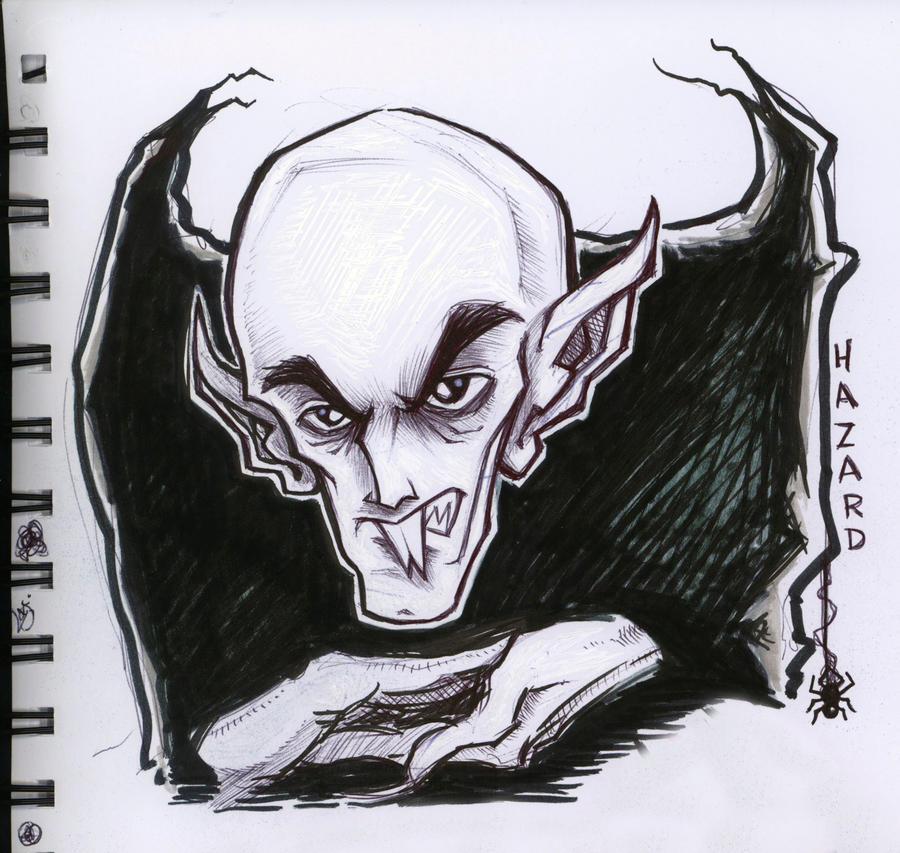Nosferatu by MRHaZaRD