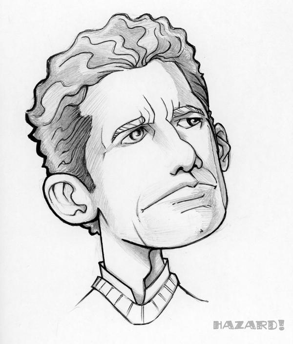 Sketches - Glee Guy by MRHaZaRD
