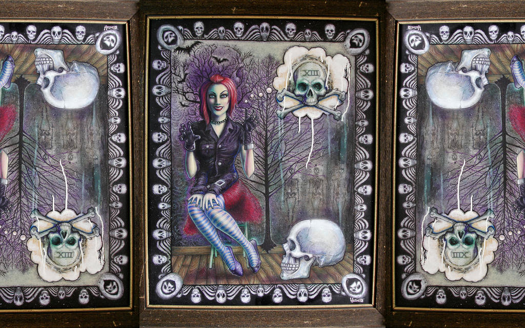 Cranium Flipside - Retina 2880 x 1800 wallpaper by MRHaZaRD