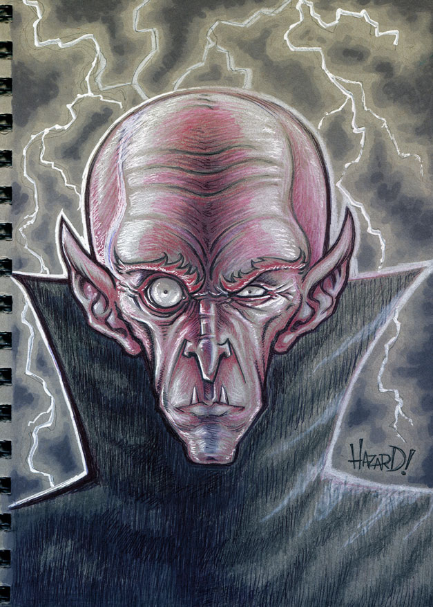 Count Orlock by MRHaZaRD