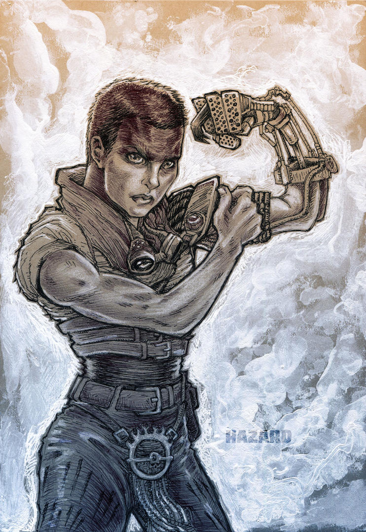 Imperator Furiosa by MRHaZaRD