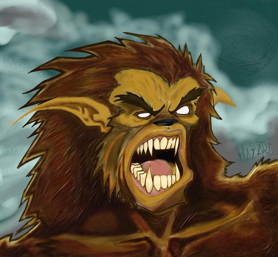 Wolfman - practice by MRHaZaRD