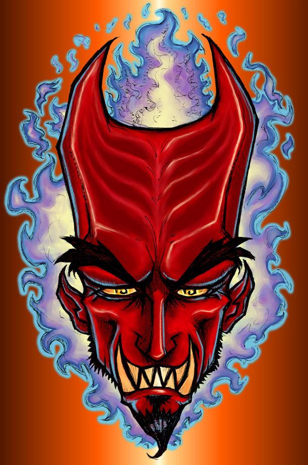 My Own Personal Demon by MRHaZaRD