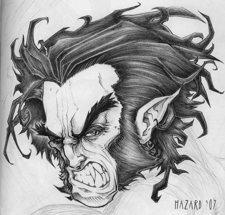 wolvie 2 bigg by MRHaZaRD