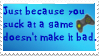 Game Stamp by Starlight-Sonic