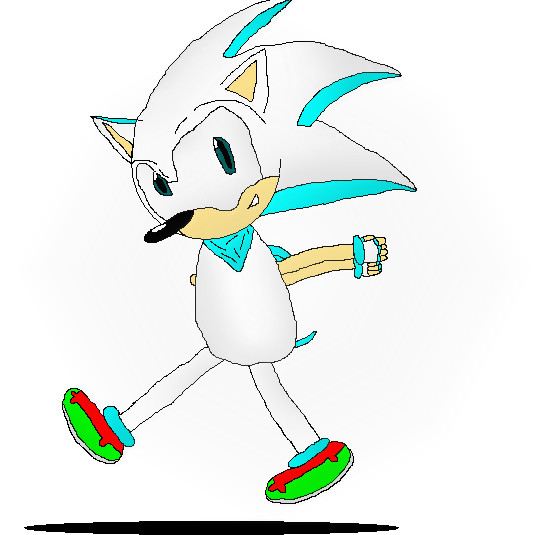 Belly Rumble Furry: Sacro The Hedgehog Running By SacroTheHedgehog On DeviantArt