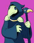 old Plague Knight