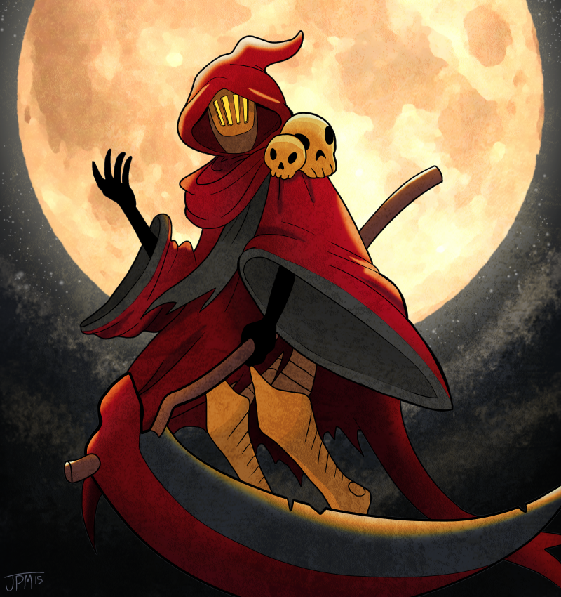 The Return of Specter Knight And A reVITAlizing Announcement ...