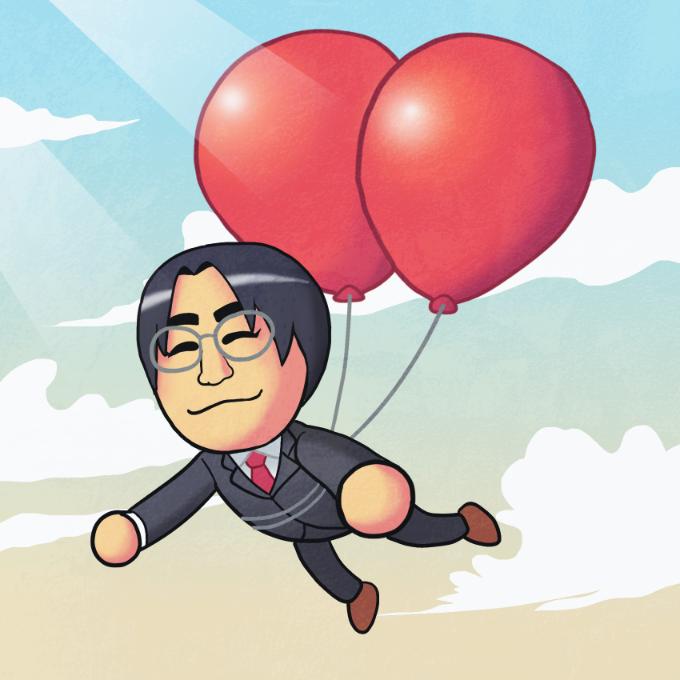 Iwata by jennyjams