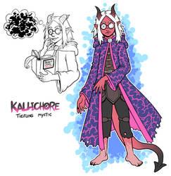 DnD - Kallichore by jennyjams