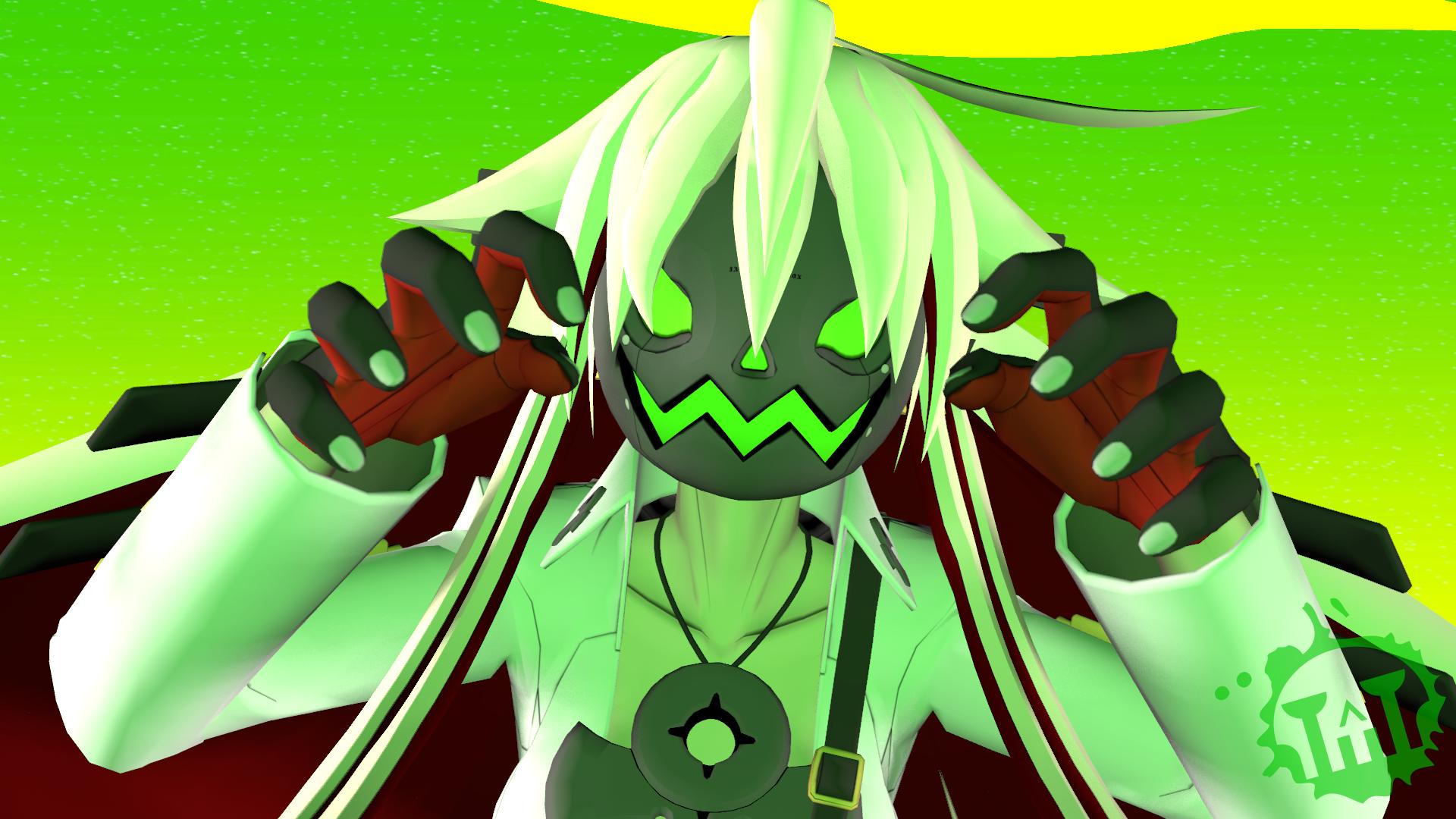 Sfm Jack O Valentine Masked By Darkxbelgium On Deviantart