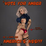 Vote for Amber! by TrentHarlow