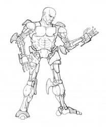 Robotic Prosthetics by davidbarrkirtley