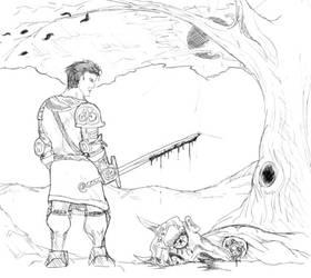 Beheaded Ogre