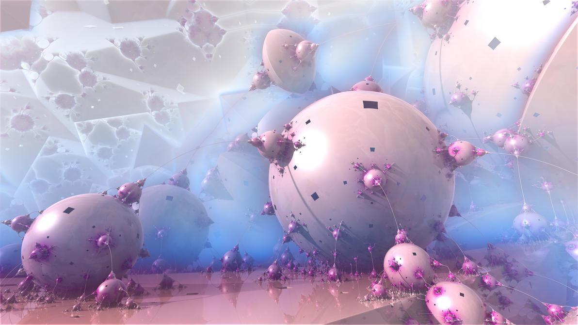 Micro universe 2 by PatrickKarlsson