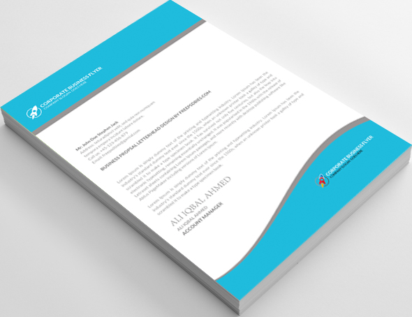 medical doctors letterhead template by freebusinesscards