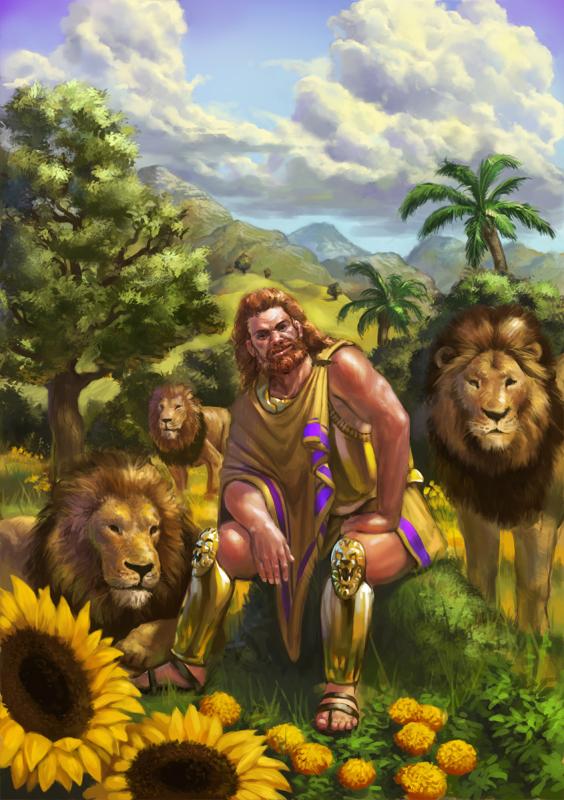 Leo by Rhineville