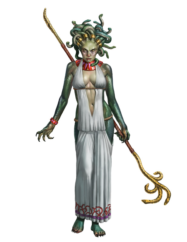 Medusa by Rhineville