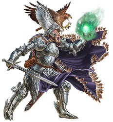 Iron Wizard by Rhineville