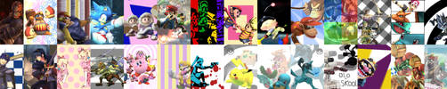 ssbb mobile backgrounds by Teen-Robot