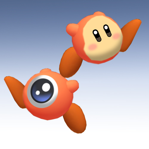 Most Iconic Standard Enemies In Video Games | NeoGAF Waddle Dee And Waddle Doo