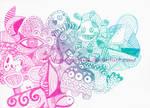 doodle art ^^~
