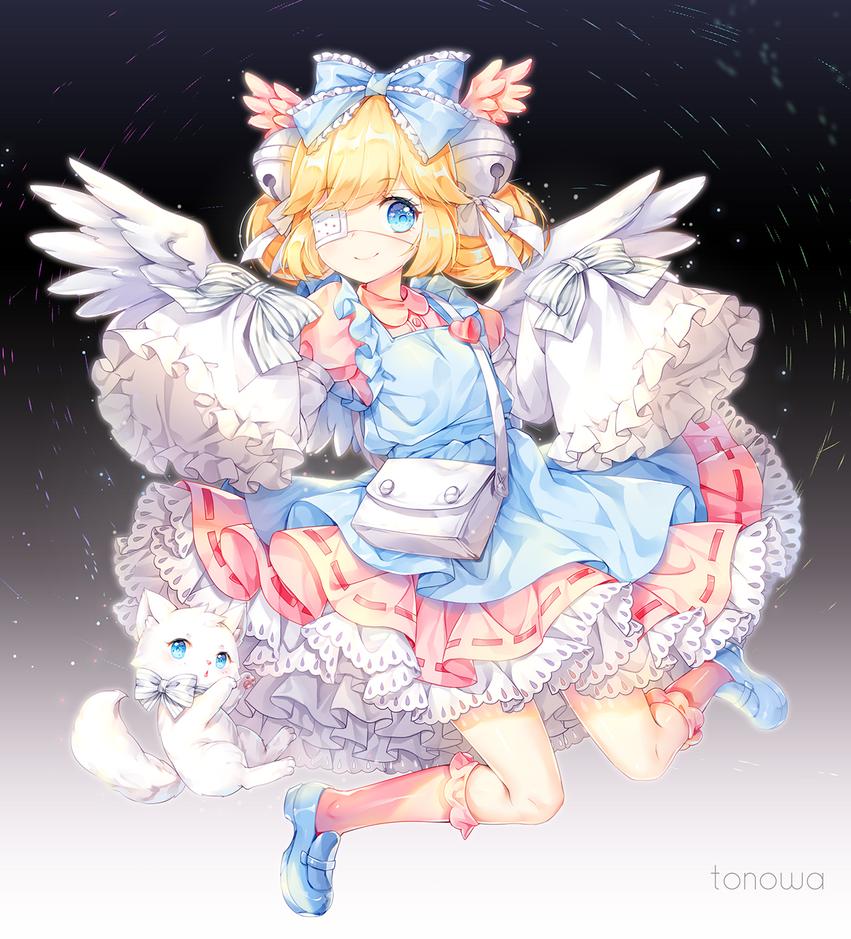 COM: Cutesu (1/4) by Tonowa