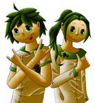 Yugao And Yugami